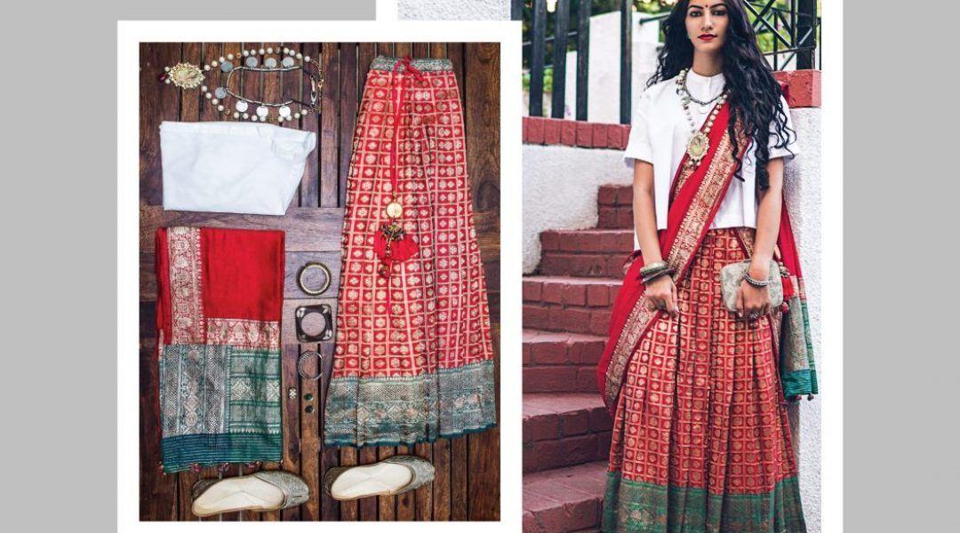 Sithara_Kudige_closet_confidential_vintage_fusion_ethnic_fashion_style