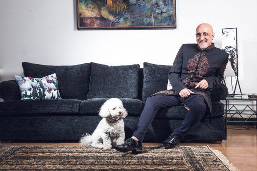 Designer Extraordinaire: Manoviraj Khosla