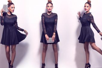 Black Magic Woman: The Little Black Dress Edit