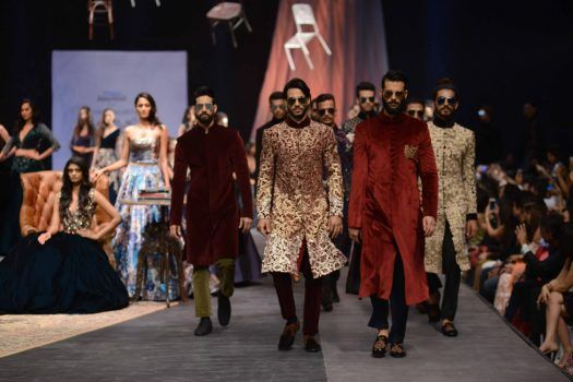 All the Looks We Love from Manish Malhotra's New Menswear Collection