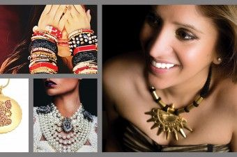 Shining Bright: Introducing Amrita Singh Jewelry