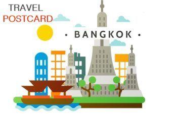 Wanderlust: Postcard from Bangkok