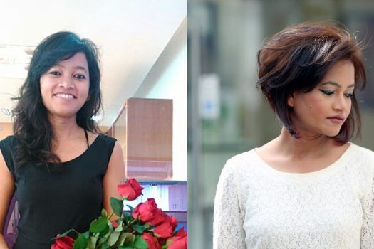 Colour Me Pretty: Rashmi Goes Short at Jean-Claude Biguine Salon & Spa