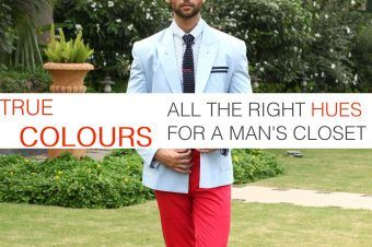 True Colours: All the Right Hues for a Man's Closet