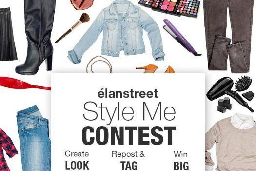 Create Look + Win Amazing Prizes***