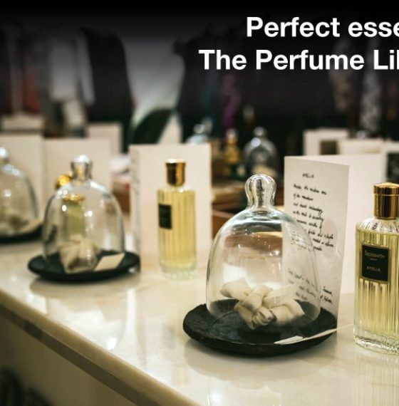 Perfect Essence: The Perfume Library