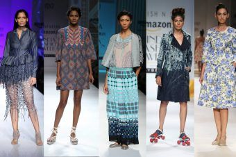 Project Runway: Top Looks from Amazon India Fashion Week Day 2