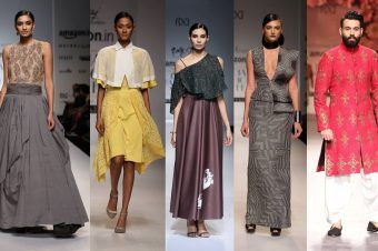 Project Runway: Top Looks from Amazon India Fashion Week Day 5