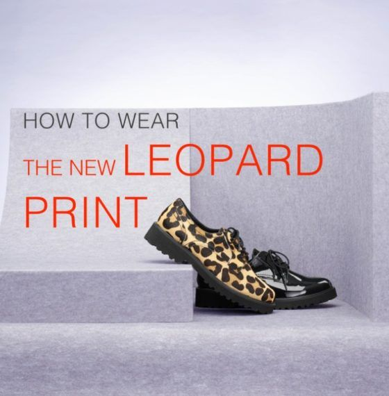 Style Solutions: How To Wear the New Leopard Print