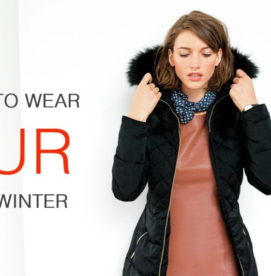 3 Effortless Ways to Style Fur for Indian Winters