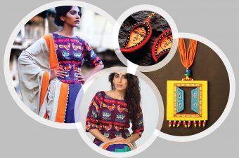 Art Meets Fashion: 2 Design Labels That Celebrate Wearable Art