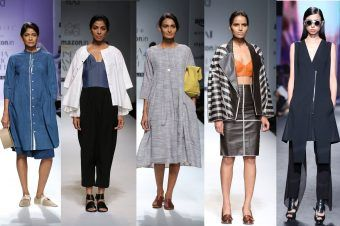 Project Runway: Top Looks from Amazon India Fashion Week Day 4