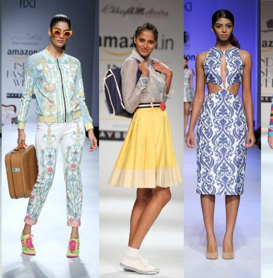 Project Runway: Top Looks from Amazon India Fashion Week Day 3