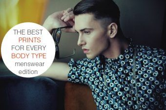 The Best Prints for Every Body Type: Menswear Edition