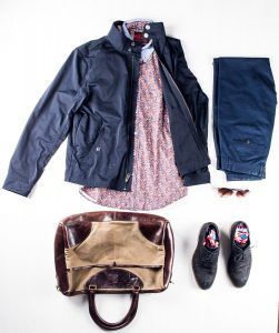 Profession: Digital Marketeer | Wardrobe staples: Chinos & casual jackets