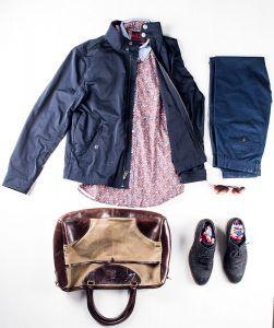 Profession: Digital Marketeer   Wardrobe staples: Chinos & casual jackets