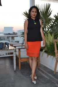 Chaitra Bhat, of Style A Pastiche