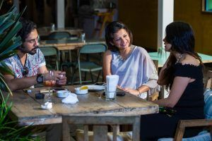 Gargi in conversation with Sounak and Chinu Kalra