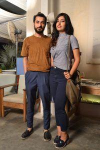 Nitiz Kaila and Vaishali