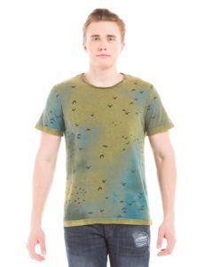 Shuffle Printed T-shirt