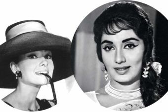 The Golden Girls: Audrey Hepburn and Sadhana