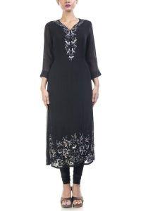 Kurtis_Workwear_Party_Black_Fashion_Style