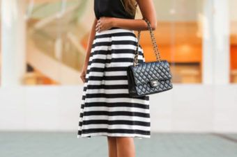 Stripe Tease: On-trend Stripes For Every Style