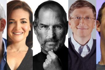 Tech Savvy: Style Codes of Technology Leaders