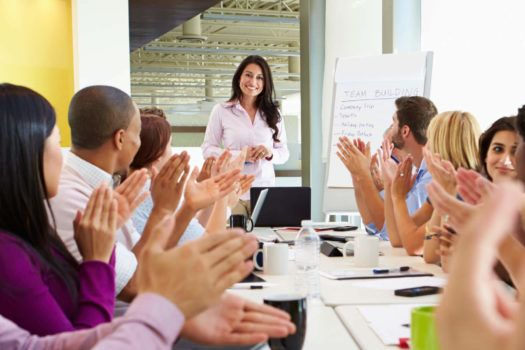 Make Your Point: Tips and Tricks For Great Presentations