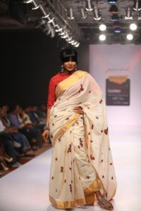 Purvi_Doshi_Bangalore_Fashion_Week_Saree_Style