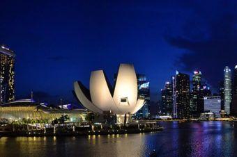 Formula One: Travel Capsule For the Singapore Grand Prix