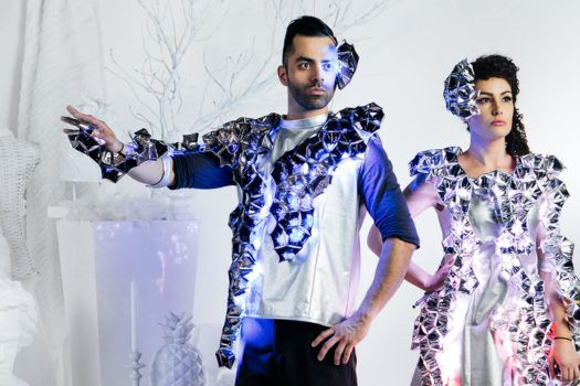 High(tech) Fashion: Style Meets Technology