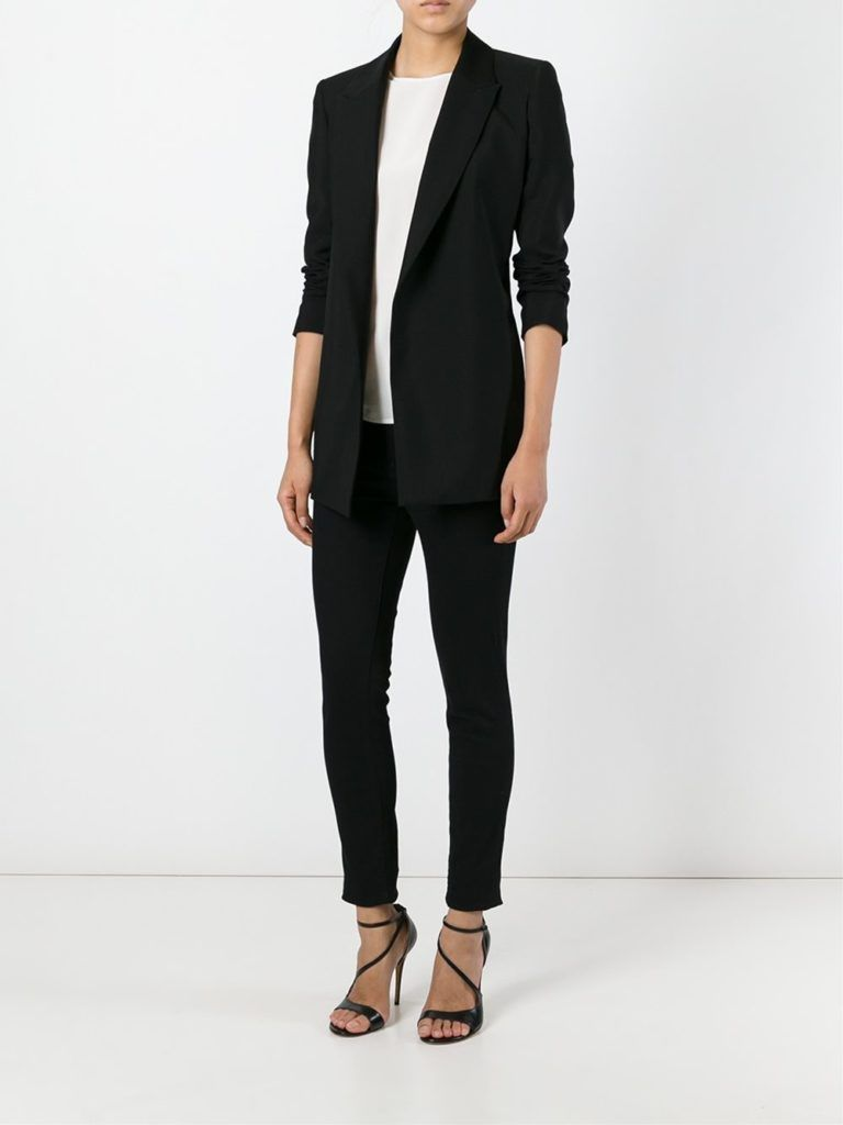Now_Trending_Pantsuits_Anthony_Vaccarello_Black_Fashion_Style