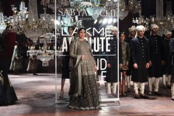 Festive Showstopper: Our Favourite Looks At Lakmé Fashion Week