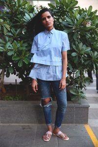 Supermodels_offduty_Preeti_Dhata_denim_Fashion_Style