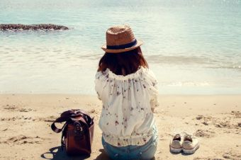 The Beach Getaway Suitcase: How to pack like a pro