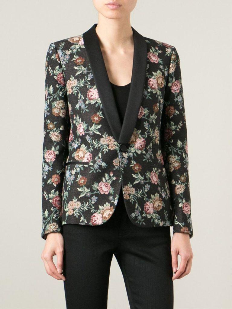 Now_Trending_Pantsuits_Saint_Laurent_Floral_Fashion_Style