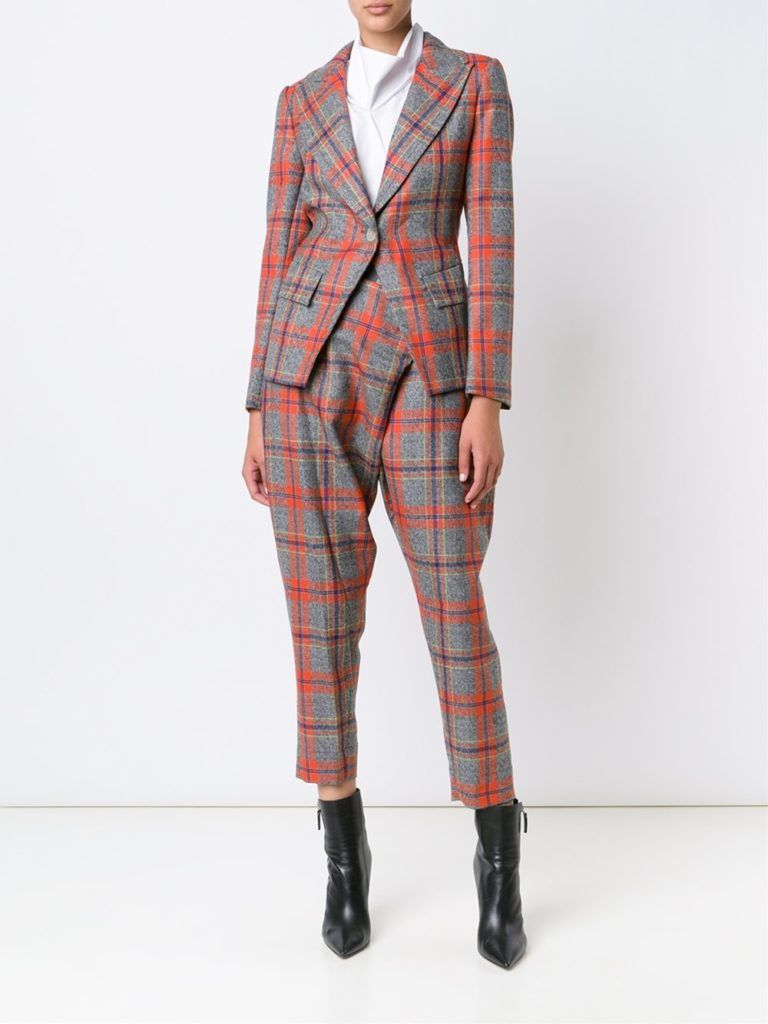Now_Trending_Pantsuits_Vivienne_Westwood_Anglomania_Checks_Fashion_Style