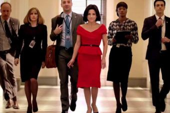 Style Tips From TV: How To Dress Like a Girl Boss At Work