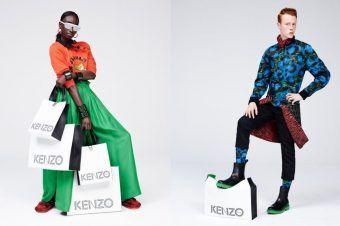 See The Complete Kenzo x H&M Collection