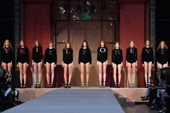 Present, Past, Future: The Best of Paris Fashion Week