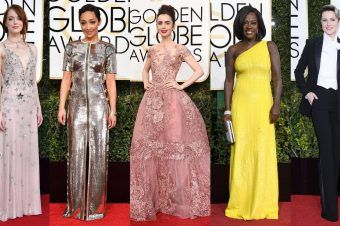 Golden Globe Awards 2017: élanstreet's Stylists Pick The Best Dressed