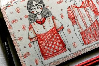 All about Art: Bhuli by Tanya Kotnala
