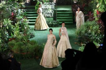 Style Files: Varun Dhawan, Arjun Kapoor, Bipasha Basu Walk The Ramp For Lakmé Fashion Week Summer/Resort 2017