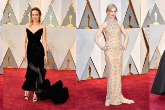 Who wore what-Oscars2017