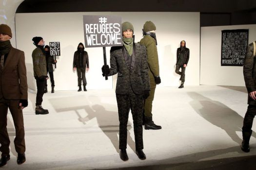The Art of Transition: Fall Winter 2017 Men's Collections