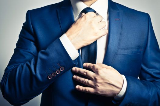 A Guide to Buying Business Suits