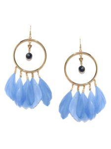 11464091306492-Lyla-Loves-Gold-Toned--Blue-Drop-Earrings-9391464091306412-2