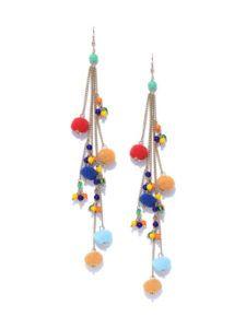 11483513426314-Blueberry-Multicoloured-Pom-Pom-Drop-Earrings-8081483513426268-1
