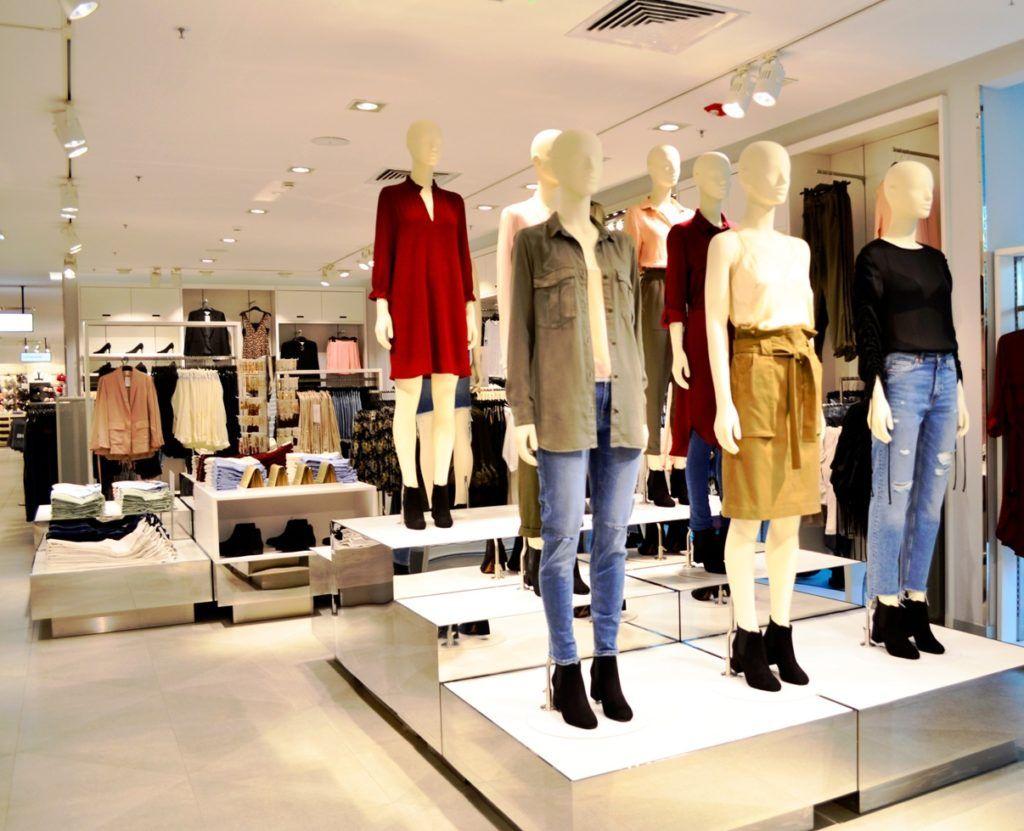 H&M 1 MG Mall Bengaluru Opening - Women's Section